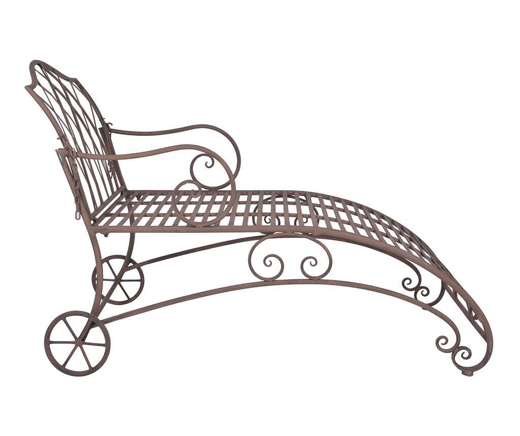 Ležaljka za vanjski prostor Dabney