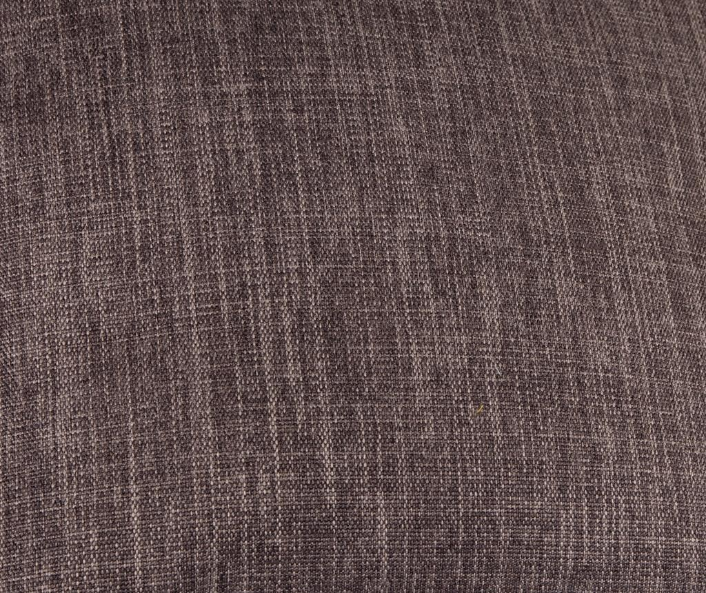 Okrasna blazina Natural Dark Grey 45x45 cm