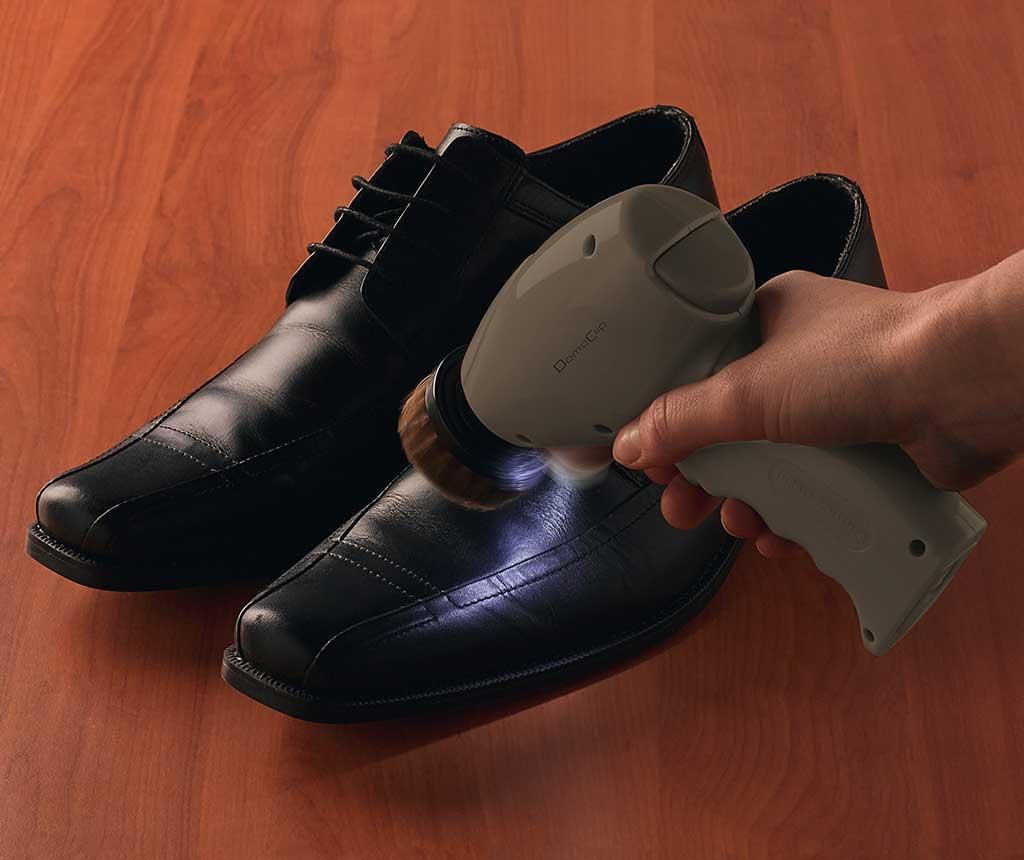 Lura Elektromos cipőkefe