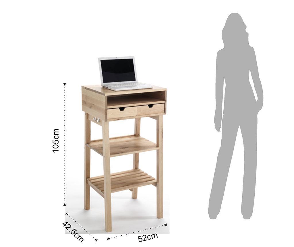 Pracovný stôl Arch