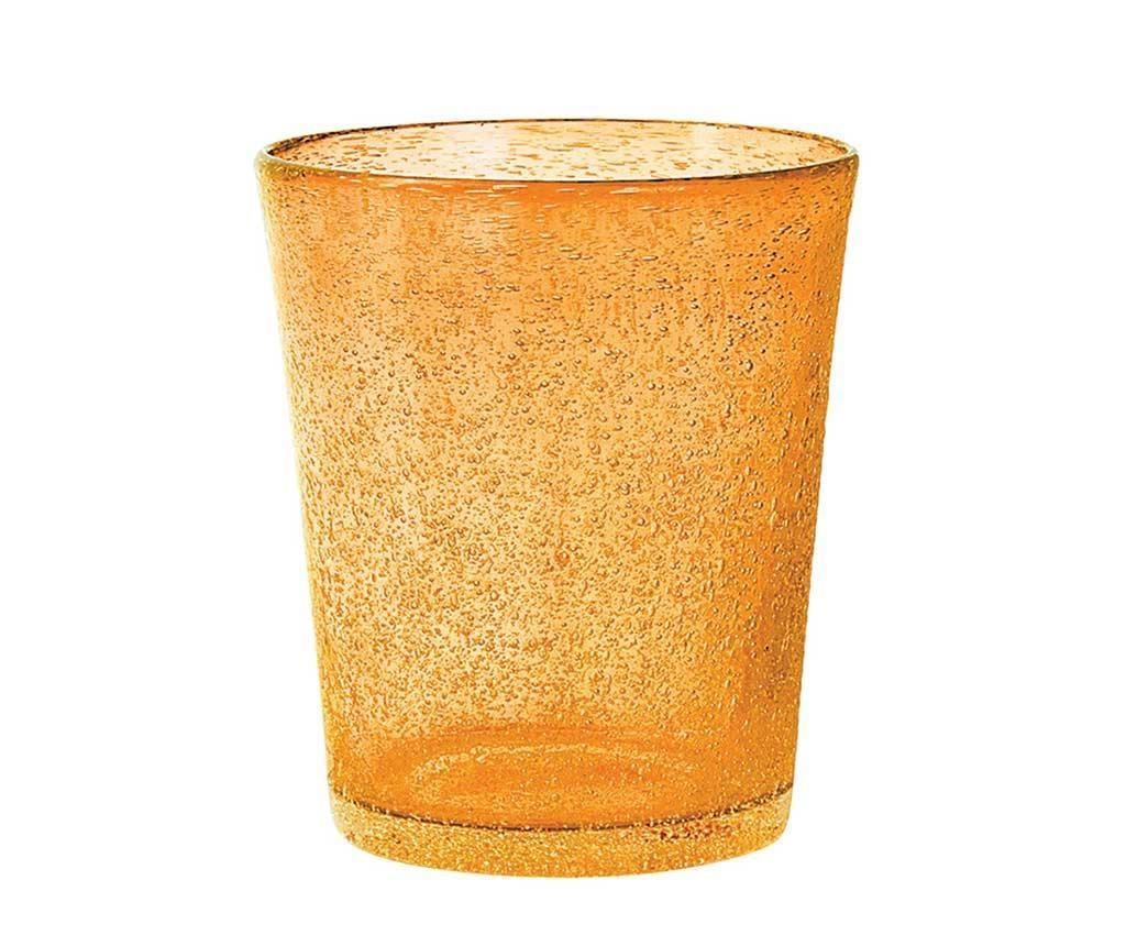 Orange Giada 6 db Pohár 280 ml