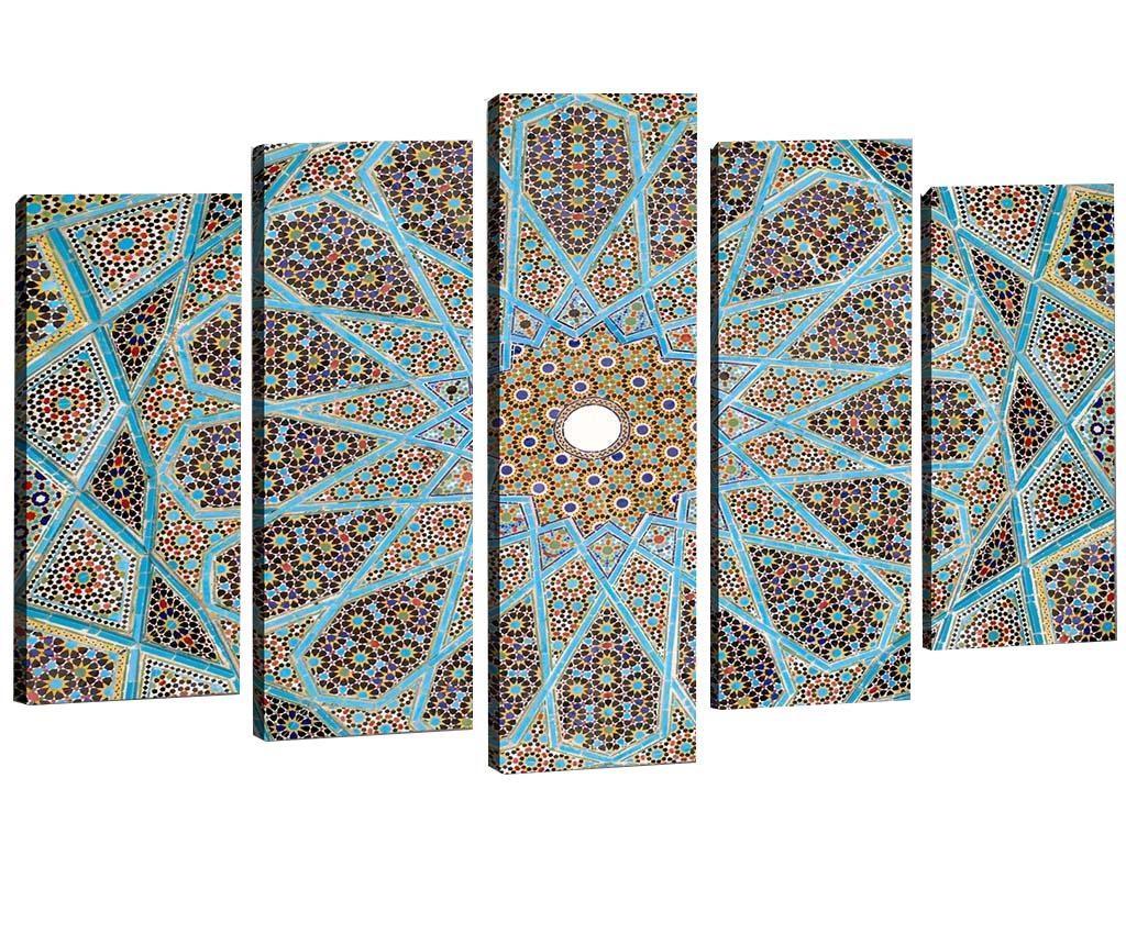 Set 5 tablouri Kaleidoscope