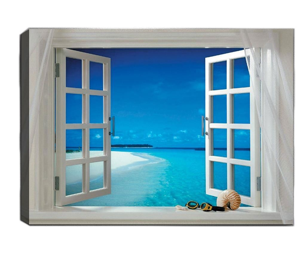 Obraz Open Window 50x70 cm
