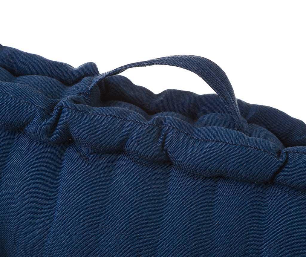 Loving Colours Blue Padlópárna 45x45 cm