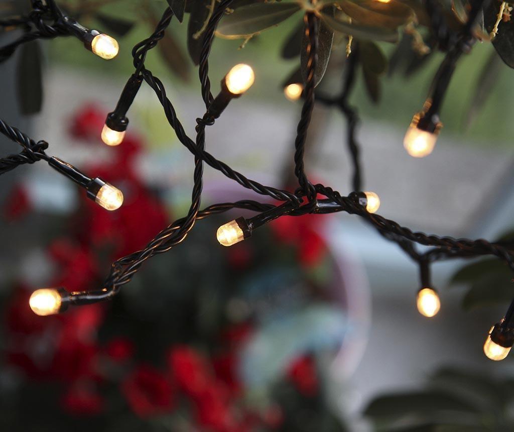 Ghirlanda luminoasa pentru exterior Cherry White 800 cm