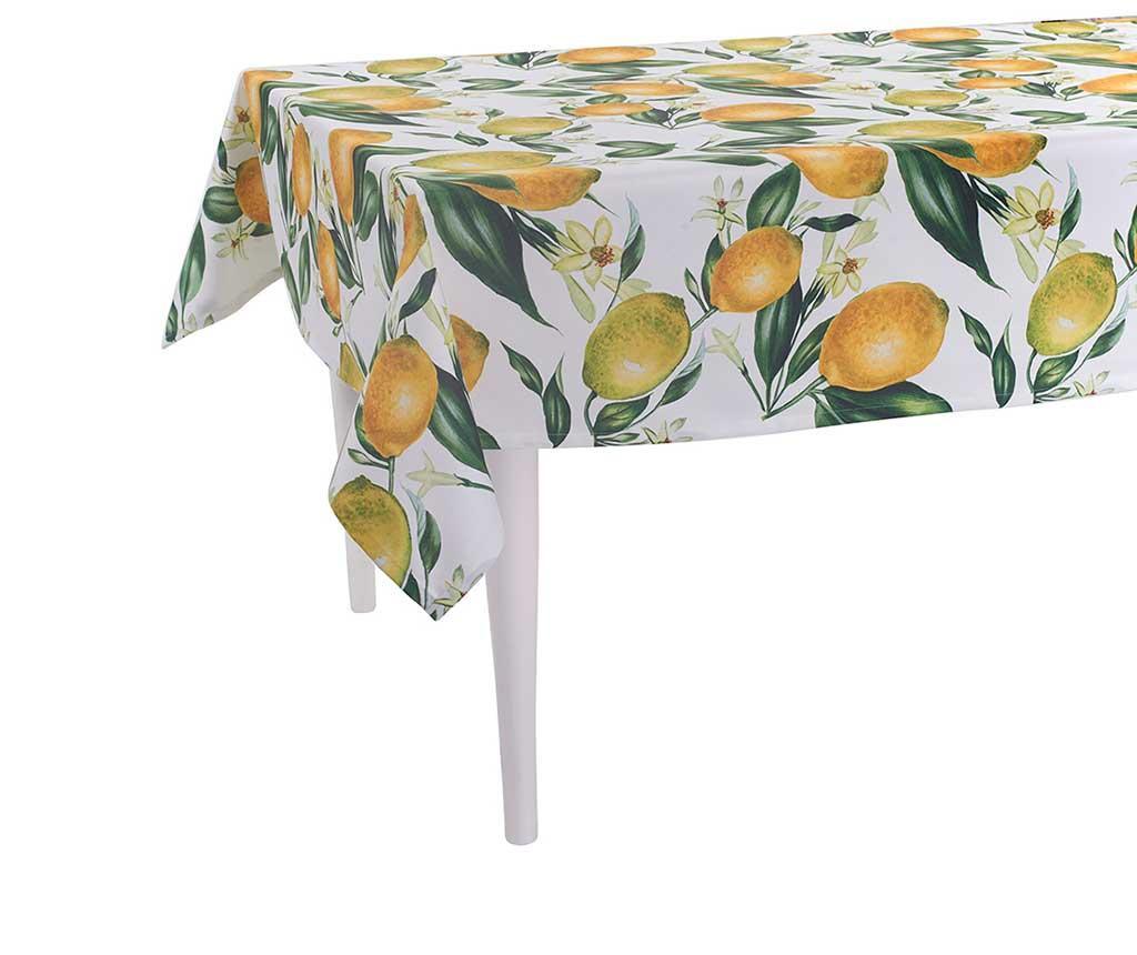 Fata de masa Lemons 140x180 cm