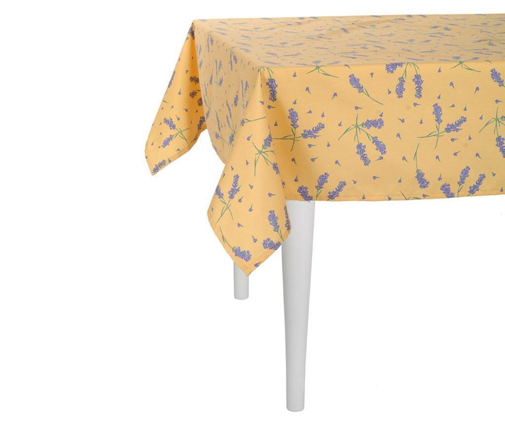 Stolnjak Lavender on Orange 75x75 cm
