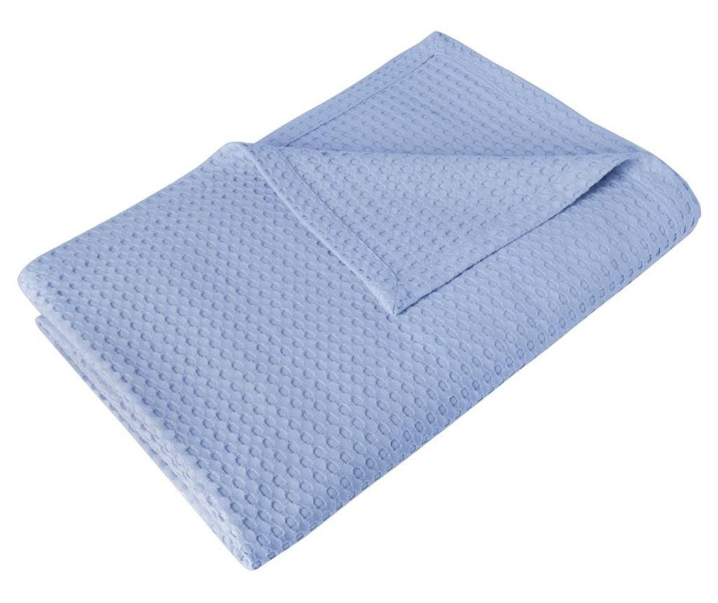 Cuvertura Rami Blue 230x240 cm