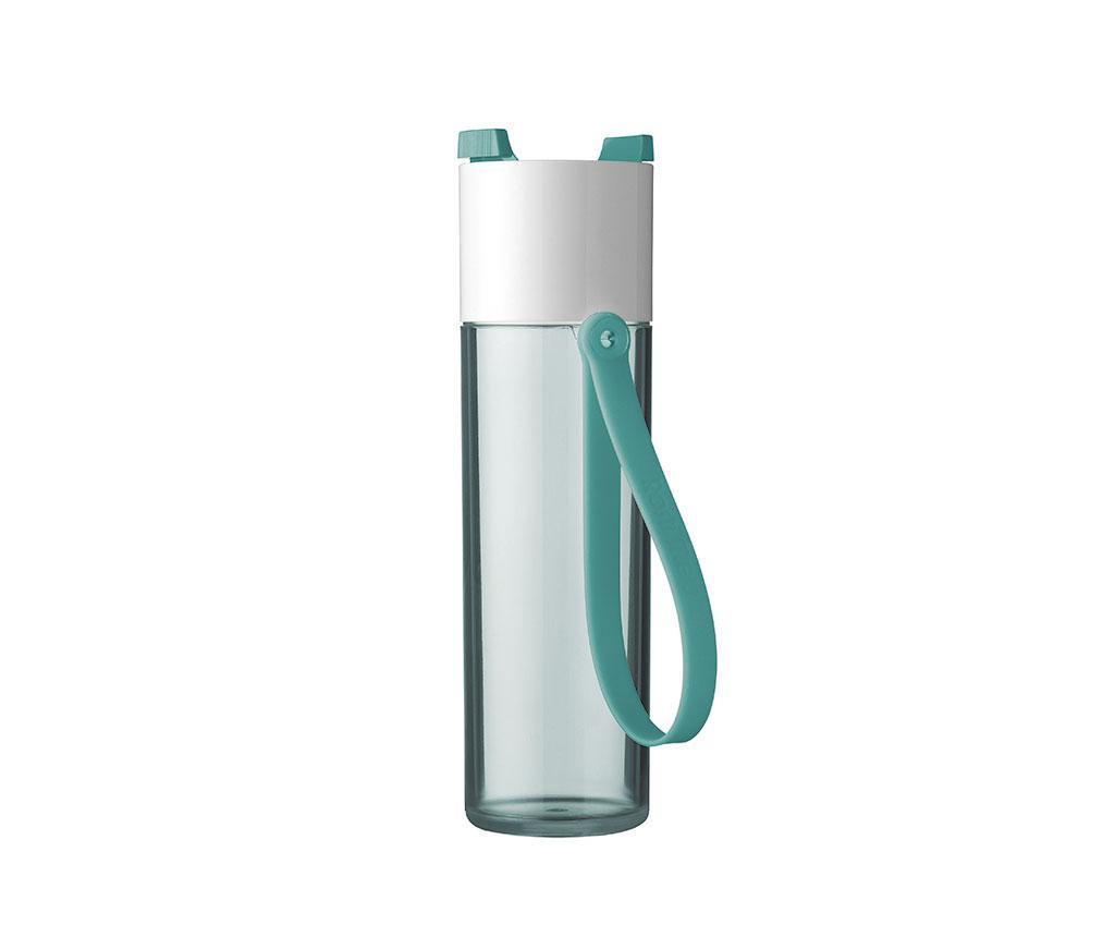Sticla sport Justwater Nordic Green 500 ml
