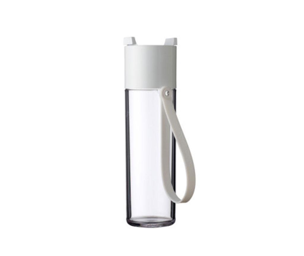 Sticla sport Justwater White 500 ml