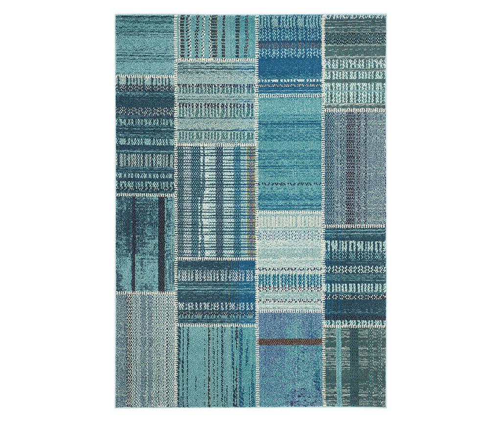 Tepih Deltana Blue 121x170 cm