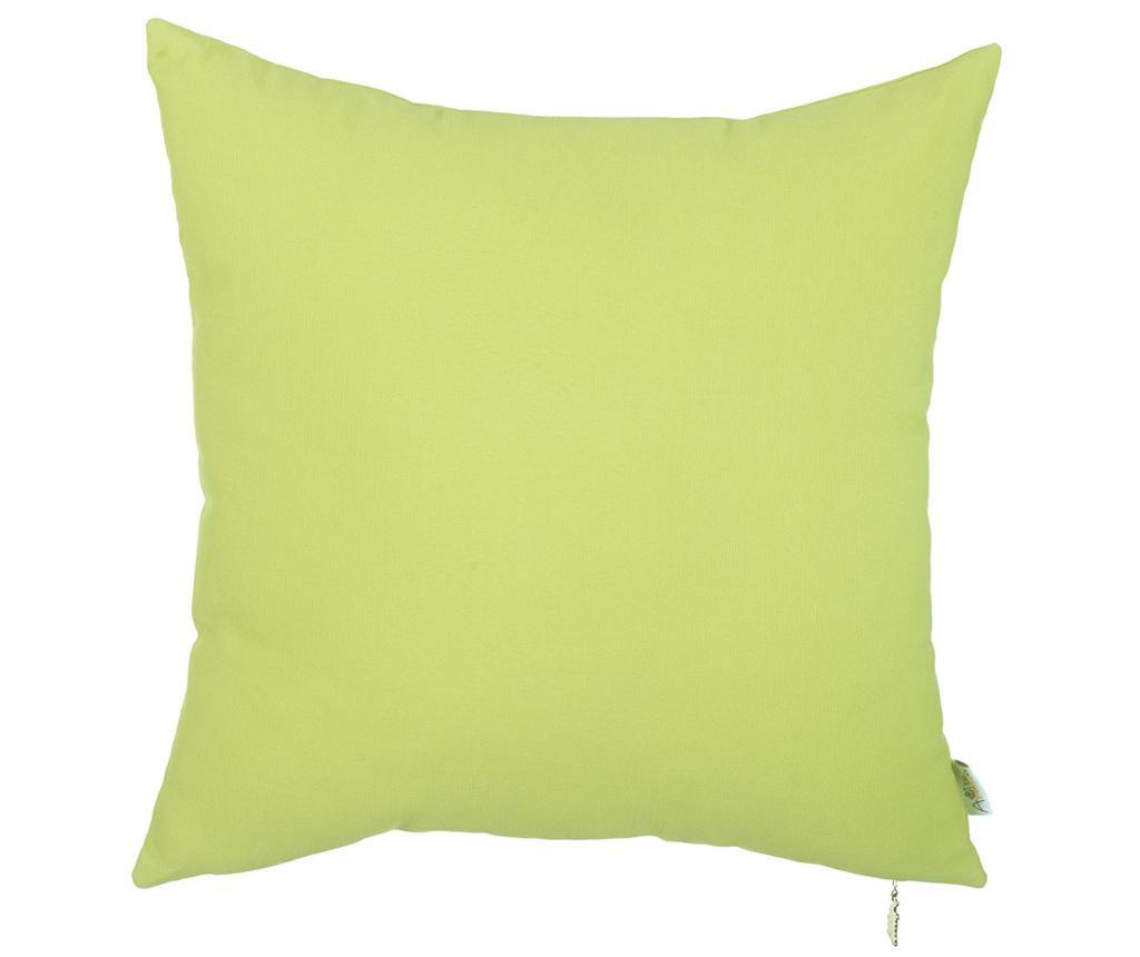 Fata de perna Thoughts Light Green 41x41 cm
