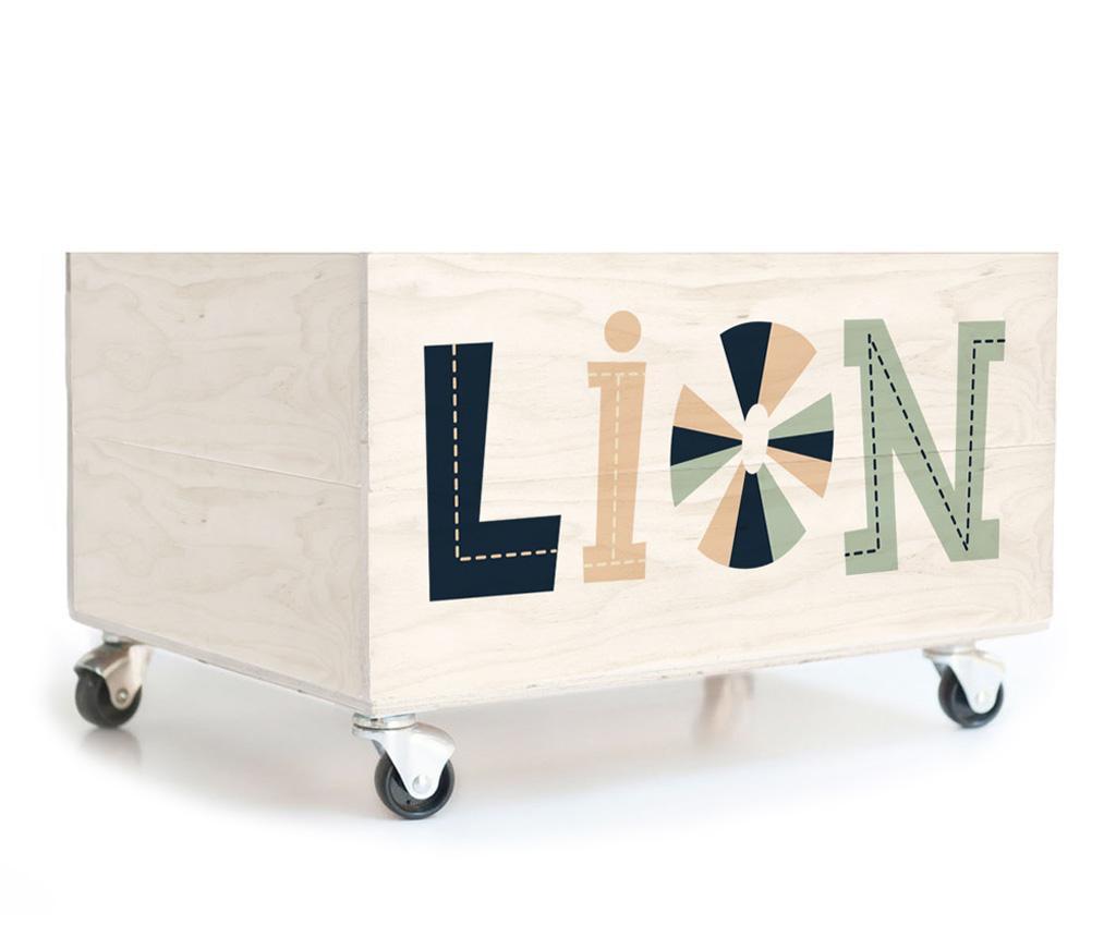 Cutie pentru depozitare Lion