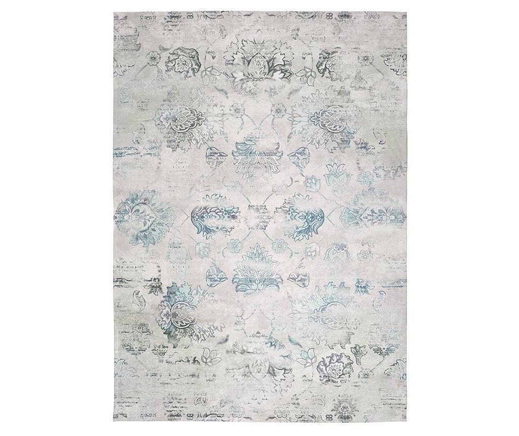 Covor Chenille Grey 80x150 cm