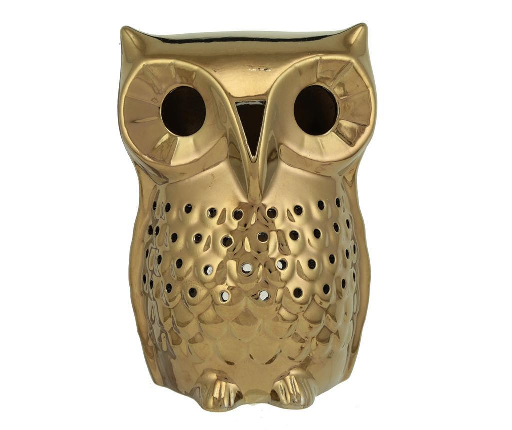 Suport pentru lumanare Gold Owl