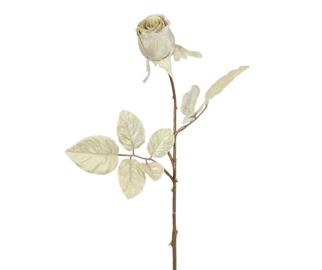 Floare artificiala Rose Gold