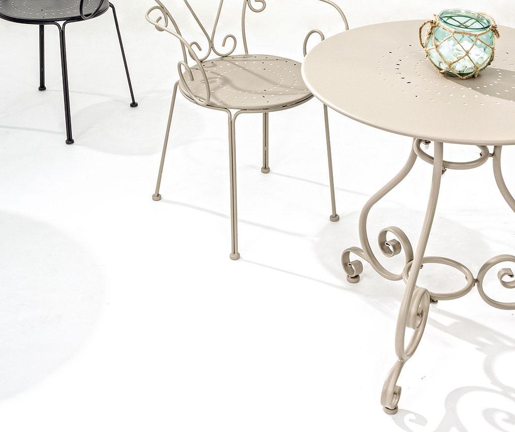 Venkovní stůl Etienne Taupe