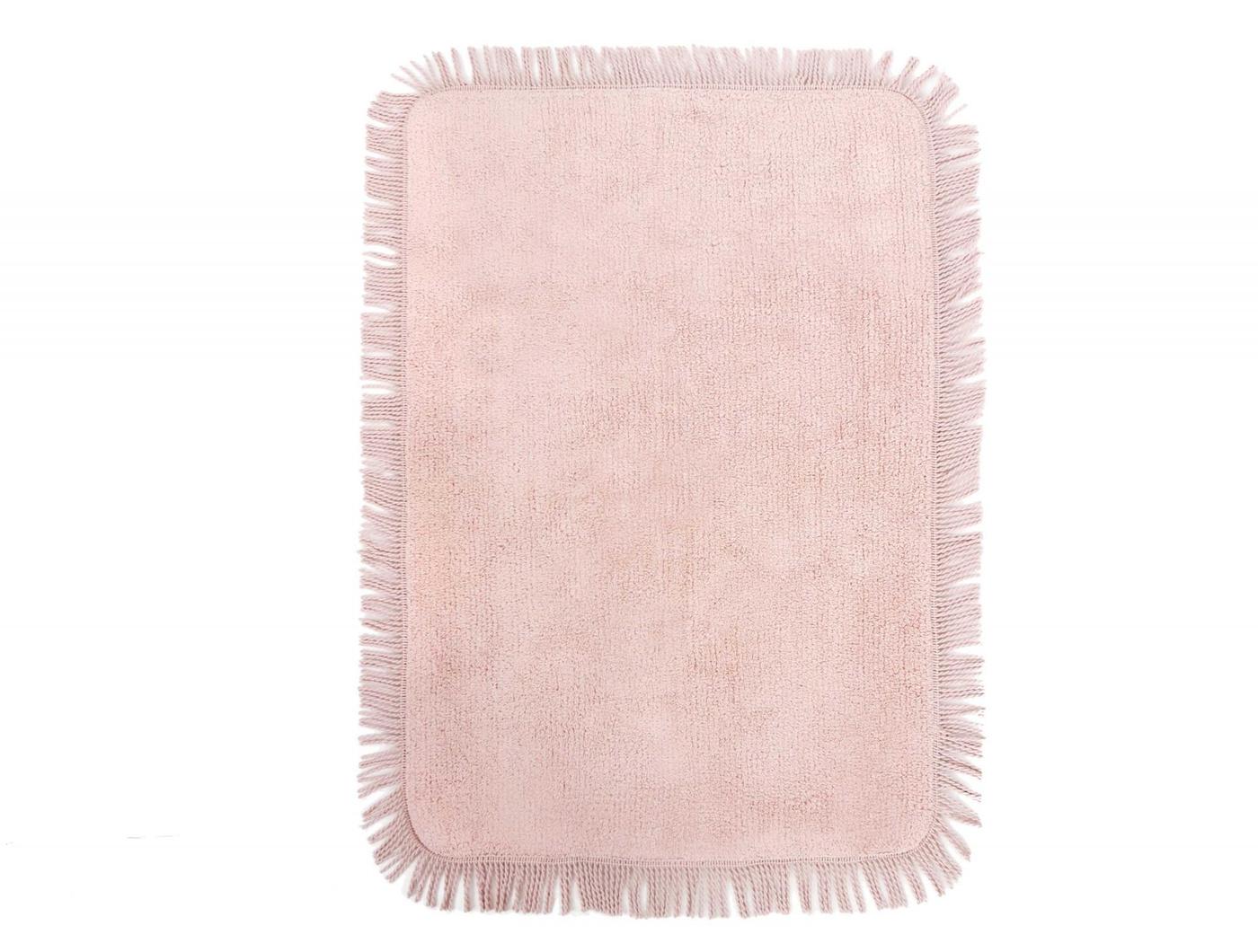 Covoras de baie Axis Pink 70x120 cm