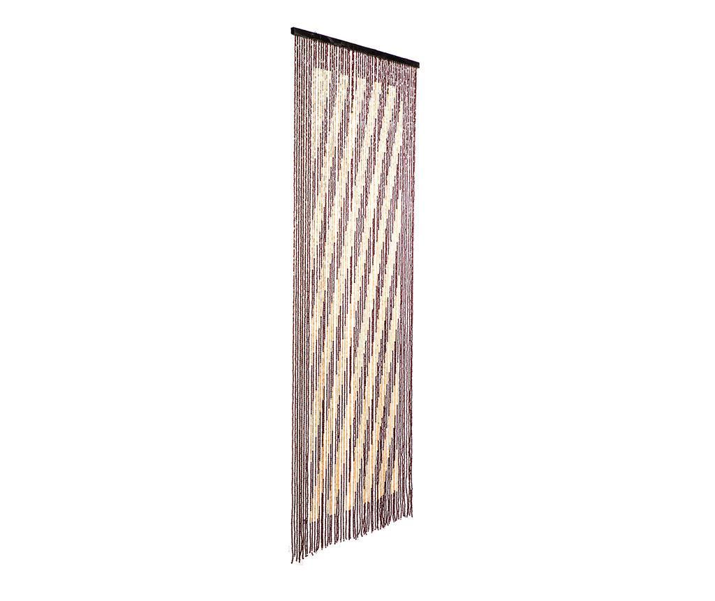 Zasłona na drzwi Lines 90x200 cm
