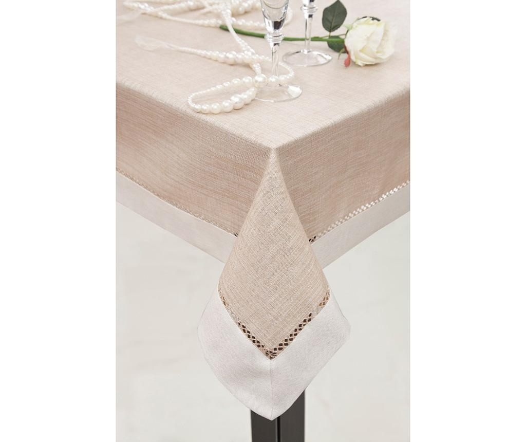 Stolnjak Emma Cream White 140x200 cm