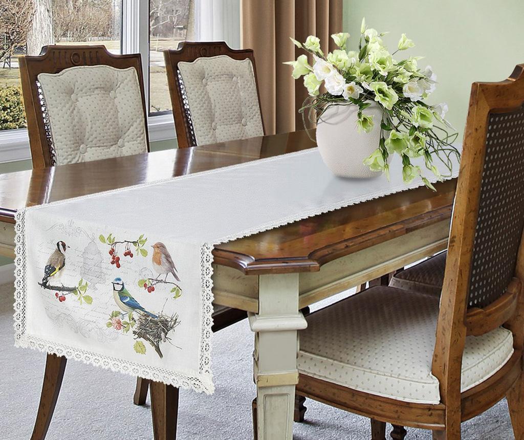 Sally Birds Asztali futó 40x140 cm