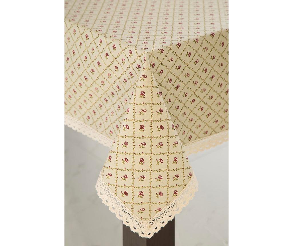 Stolnjak Sarsa Cream 140x220 cm