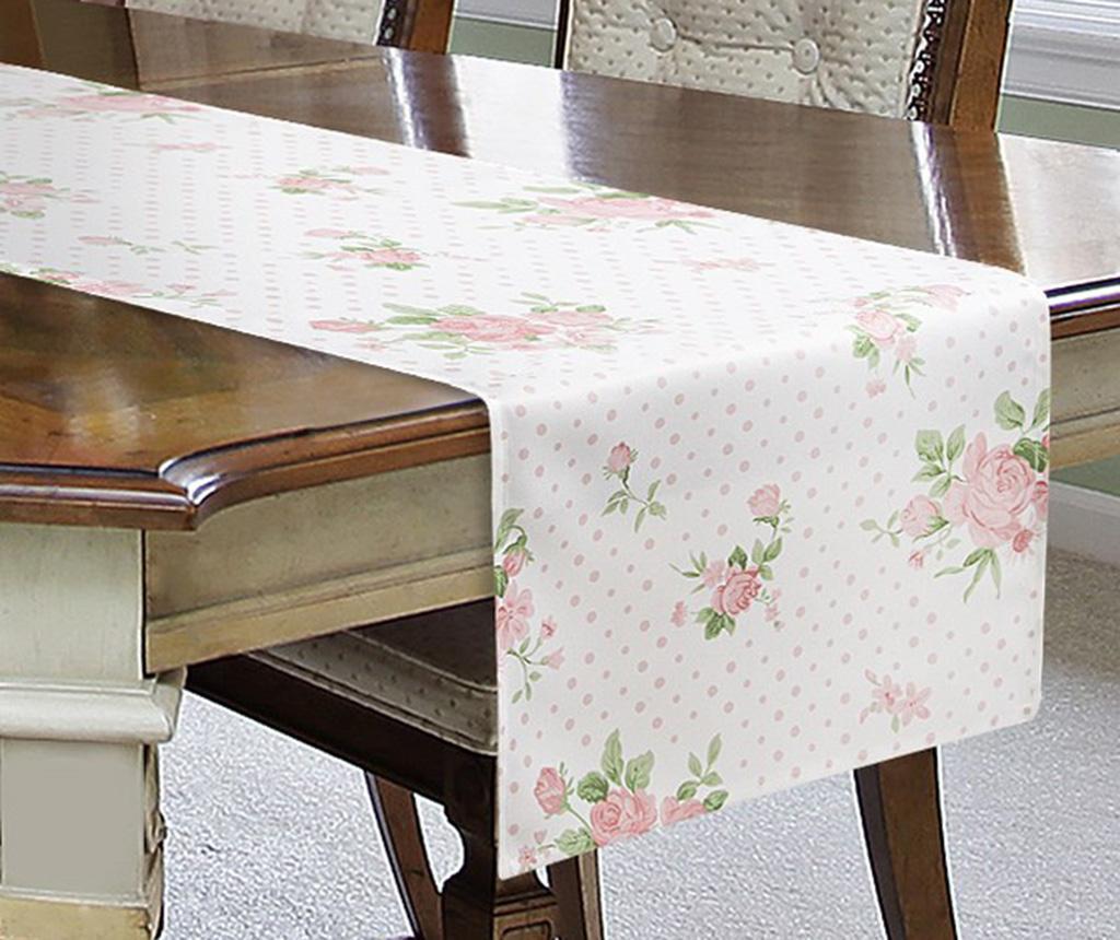 Bieżnik stołowy Alexa Roses 40x180 cm