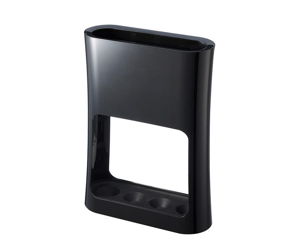 Držač za kišobrane Oval Black