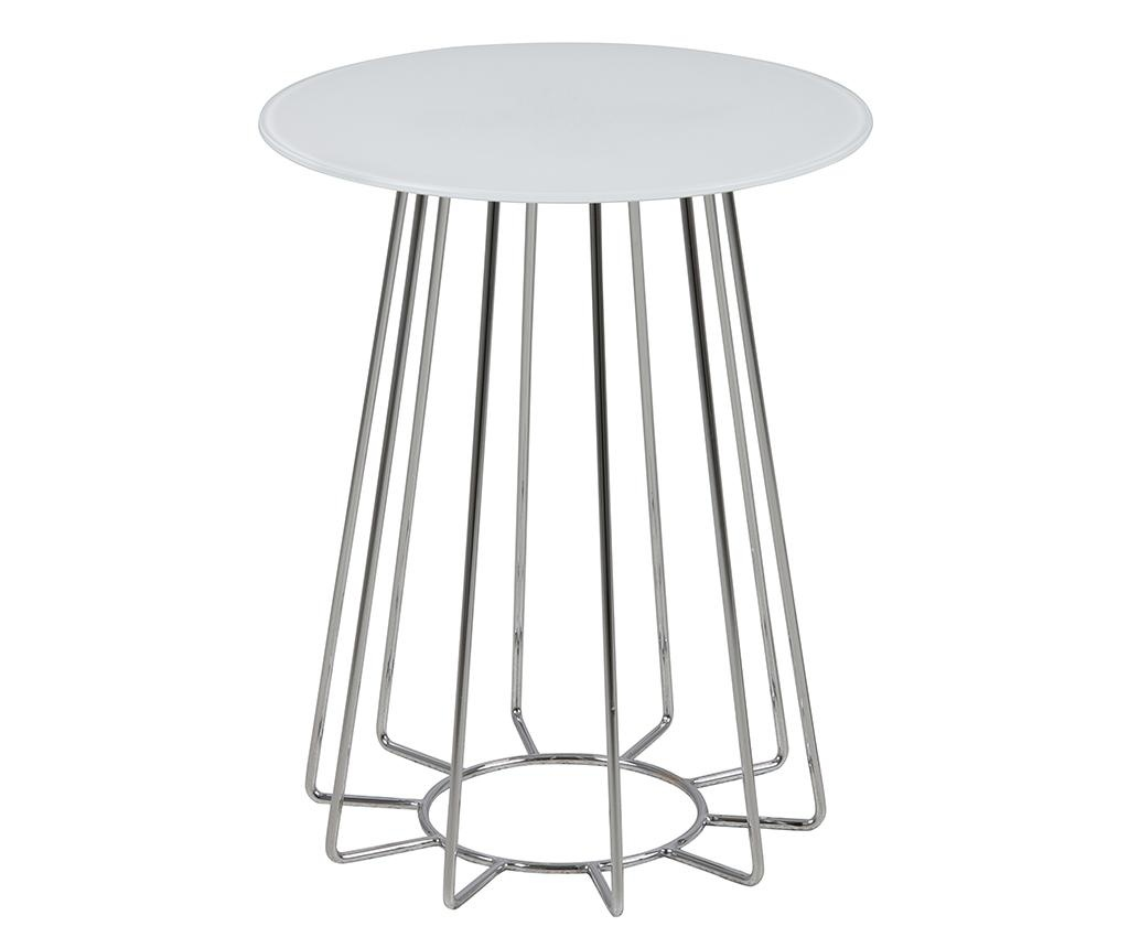 Casia White Asztalka