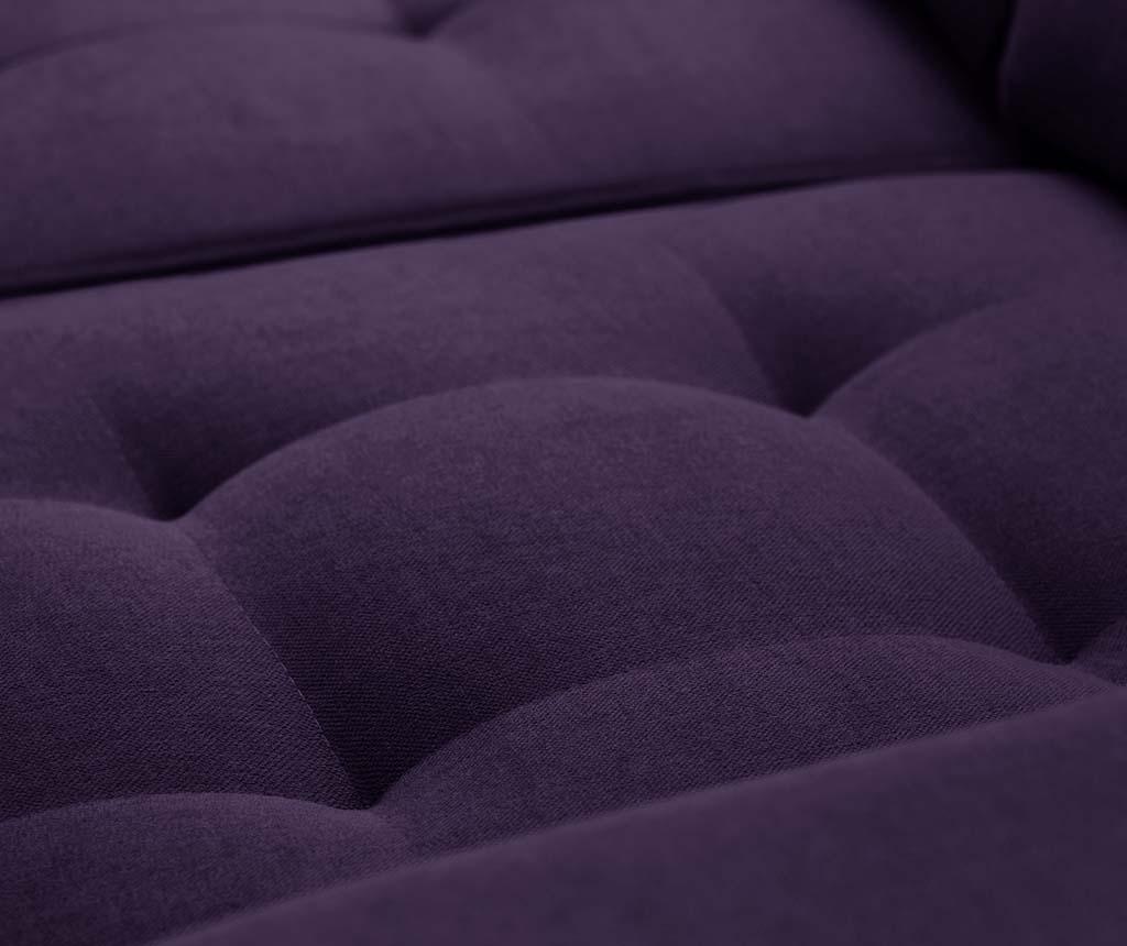 Passion Purple Jobboldali Sarokkanapé
