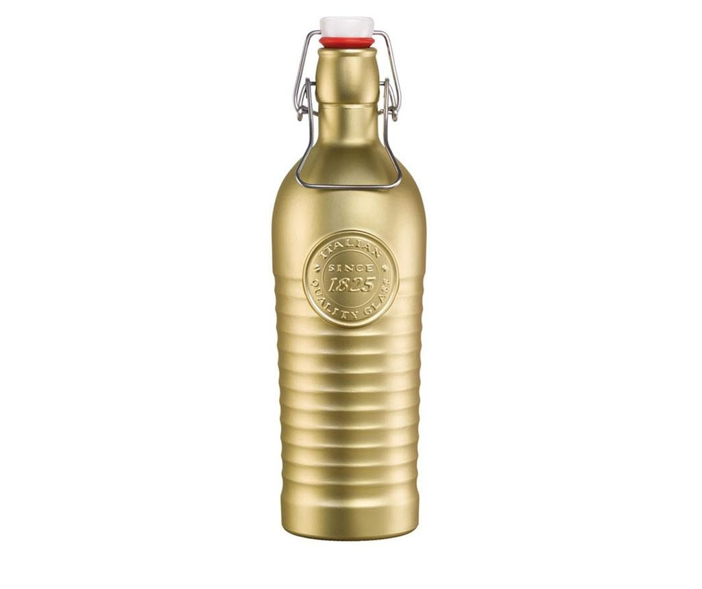 Steklenica z zamaškom Officina 1 L