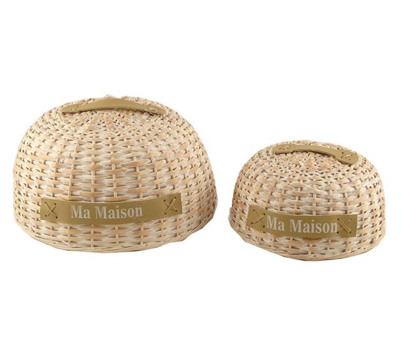 Set 2 capace pentru platouri Ma Mansion
