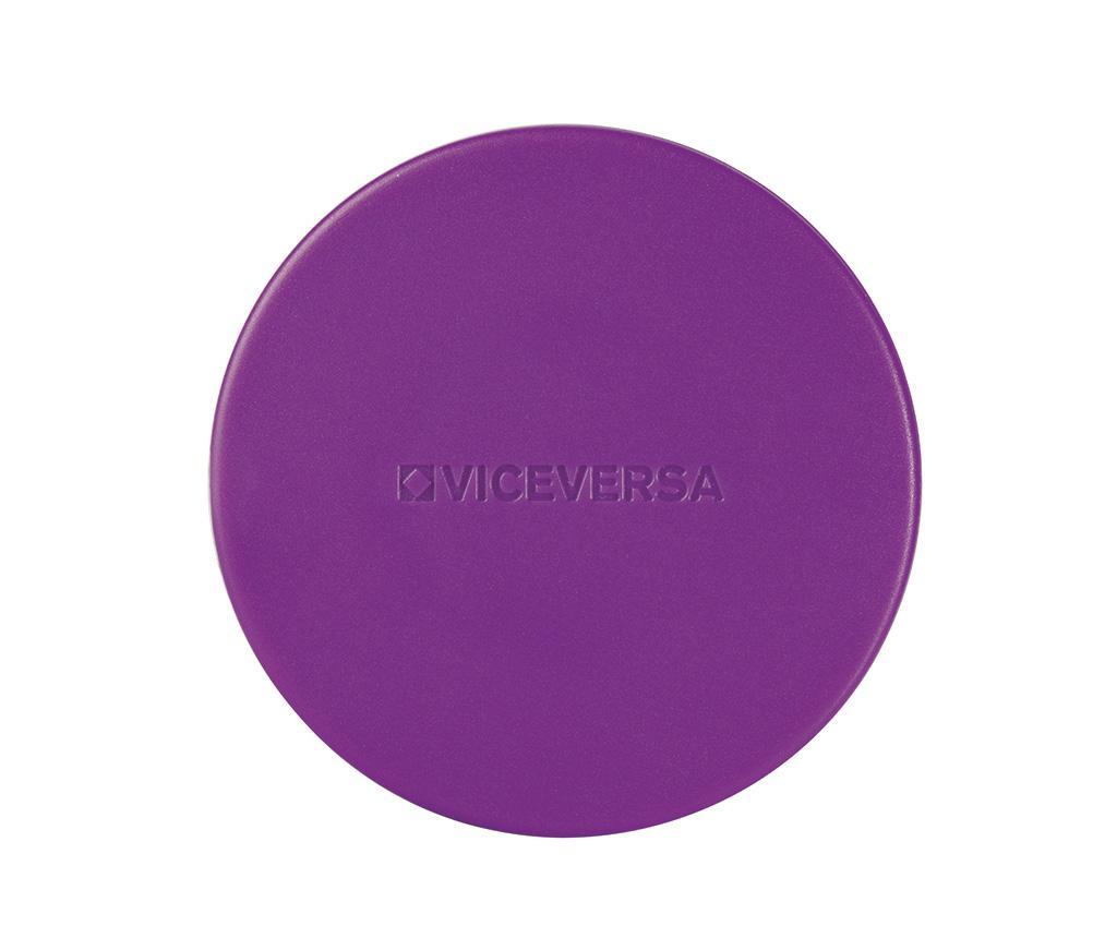 Zátka na fľašu šampanského Hombre Friz Purple