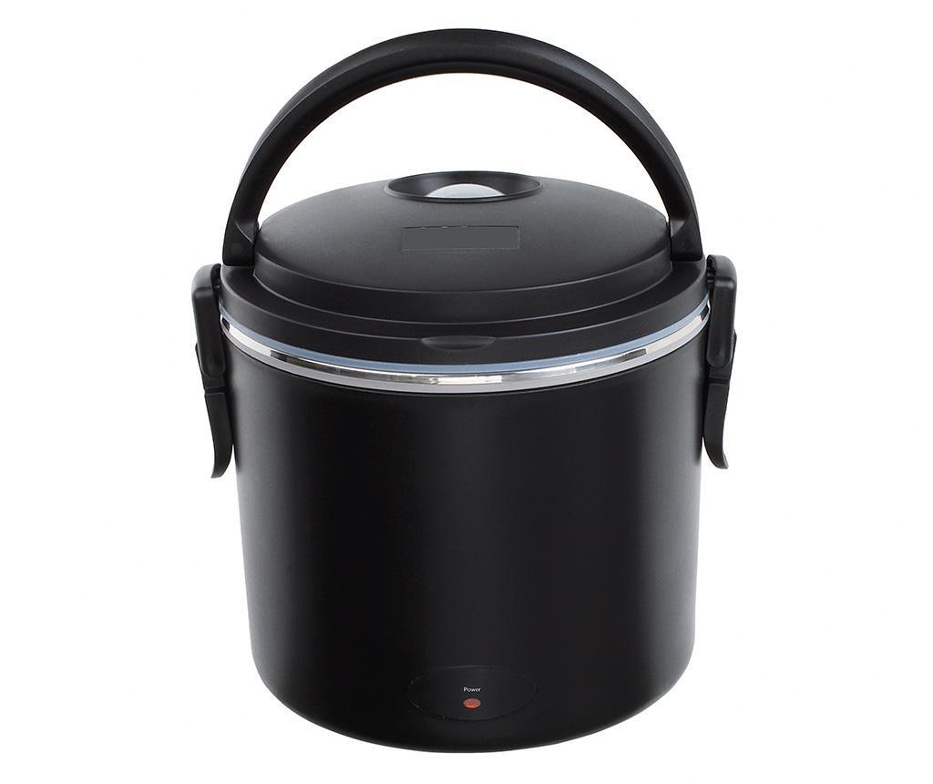 Caserola electrica Boxy Black