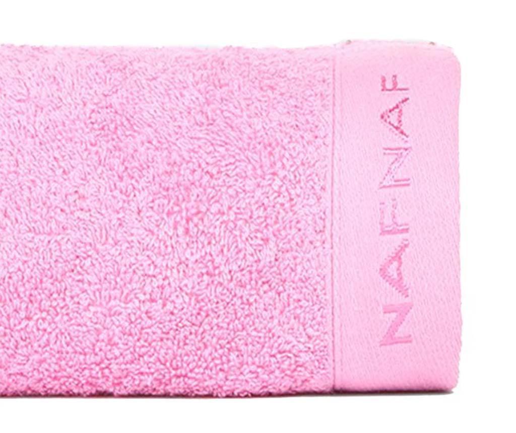 Casual Pink Fürdőszobai törölköző 50x100 cm