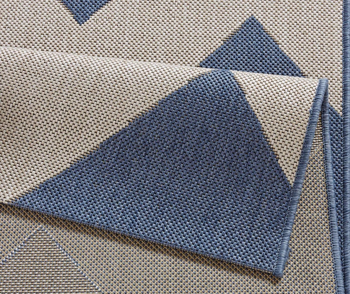 Zunanja preproga Meadow Unique Blue 160x230 cm