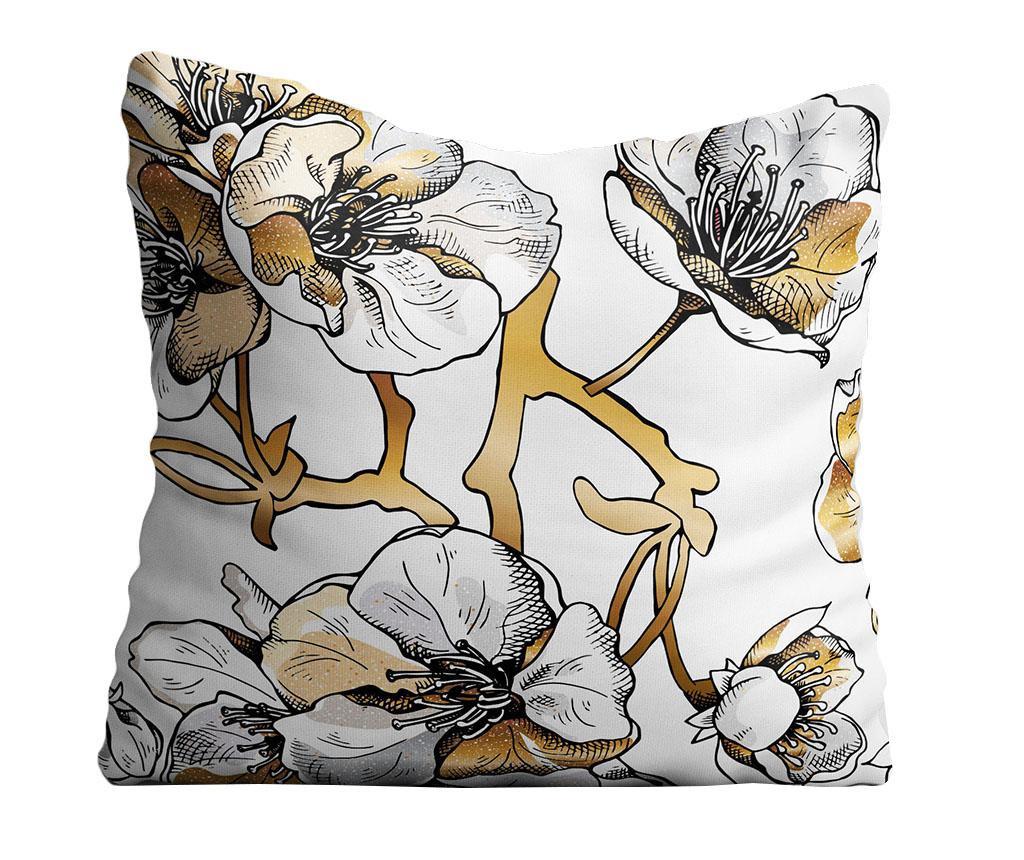 Perna decorativa Bloom 40x40 cm