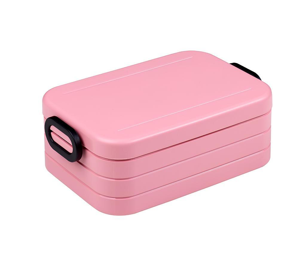 Take a Break Light Pink Uzsonnás doboz 900 ml