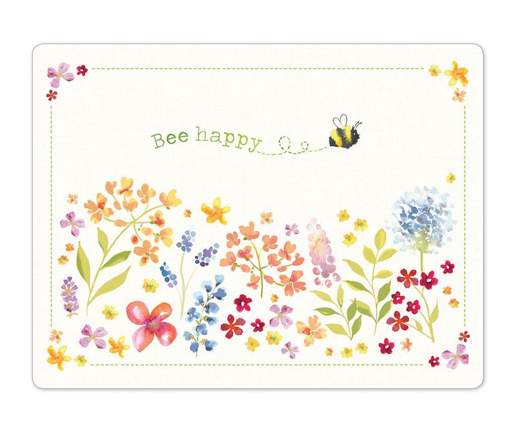 Bee Happy Vágódeszka