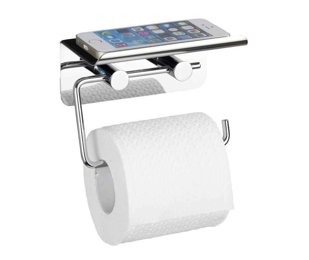 Shine Dupla tartó WC-papírnak és kellékeknek