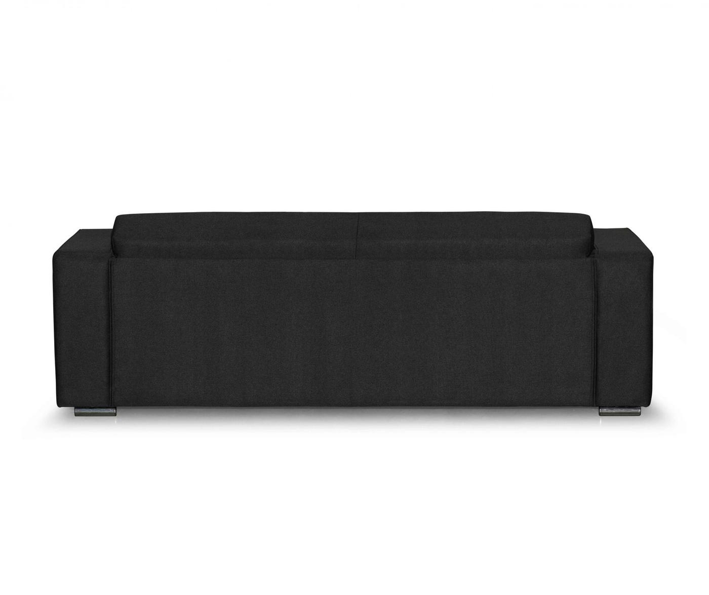 Canapea 3 locuri Ava Bladen Black