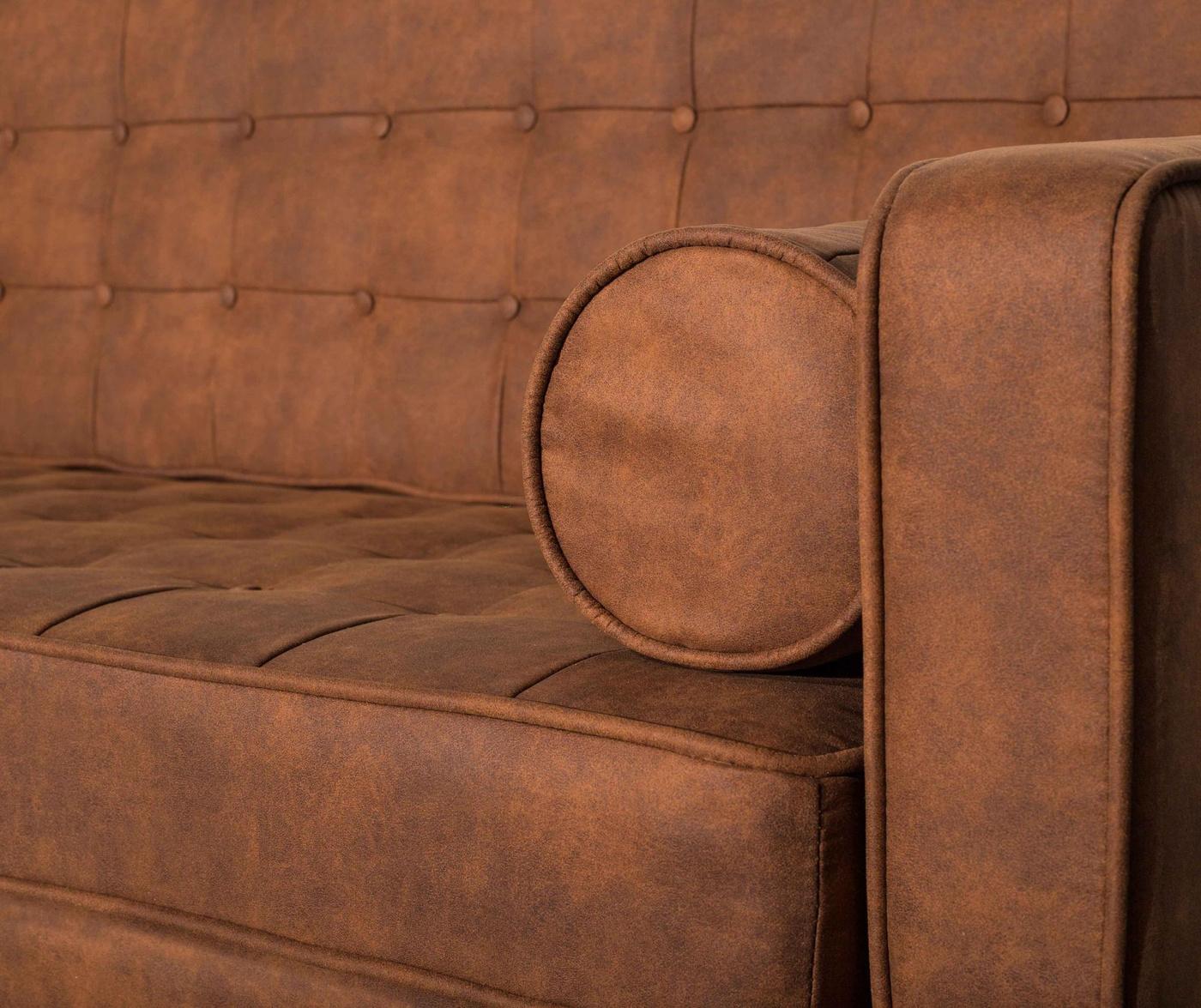 Canapea 3 locuri Rondo Emery Red