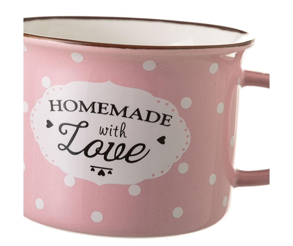 Homemade with Love Bögre 170 ml