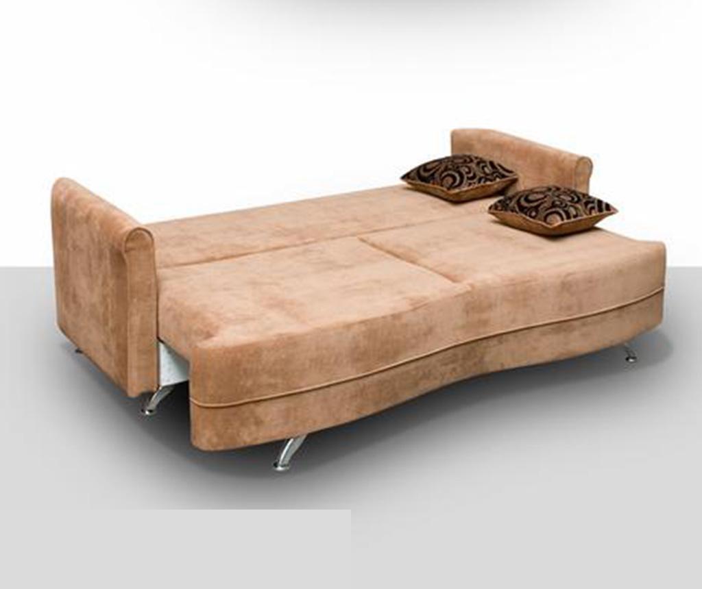 Canapea extensibila 2 locuri Betis Brown