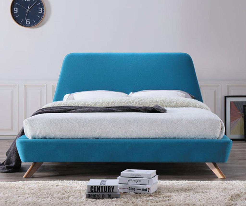 Hera Turquoise Ágy 160x200 cm