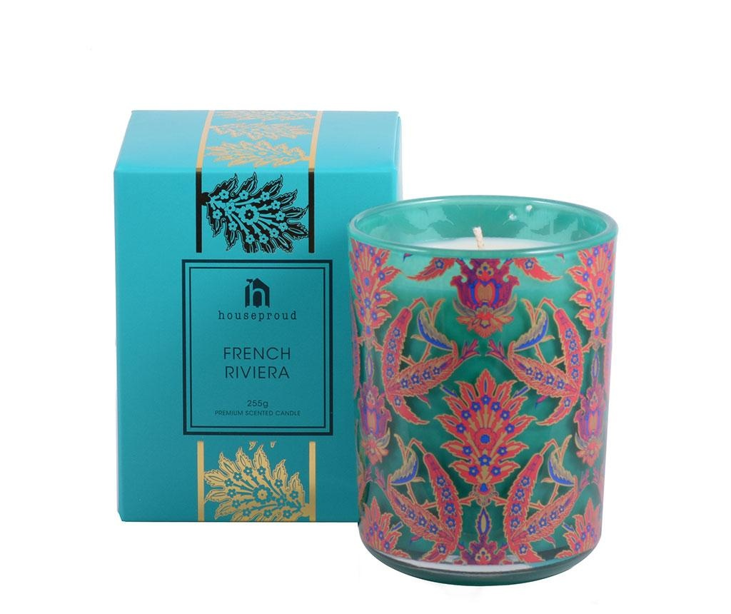 Lumanare parfumata Ornament French Riviera