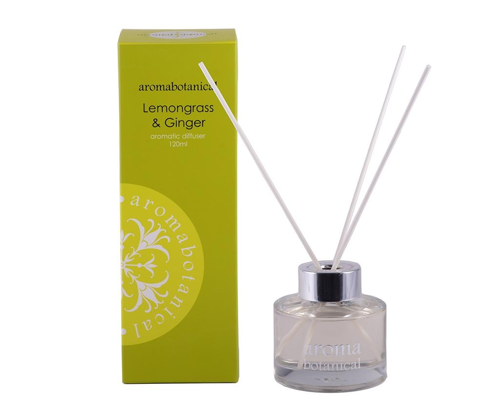 Difuzor eteričnih olj Botanical Lemongras & Ginger 120 ml