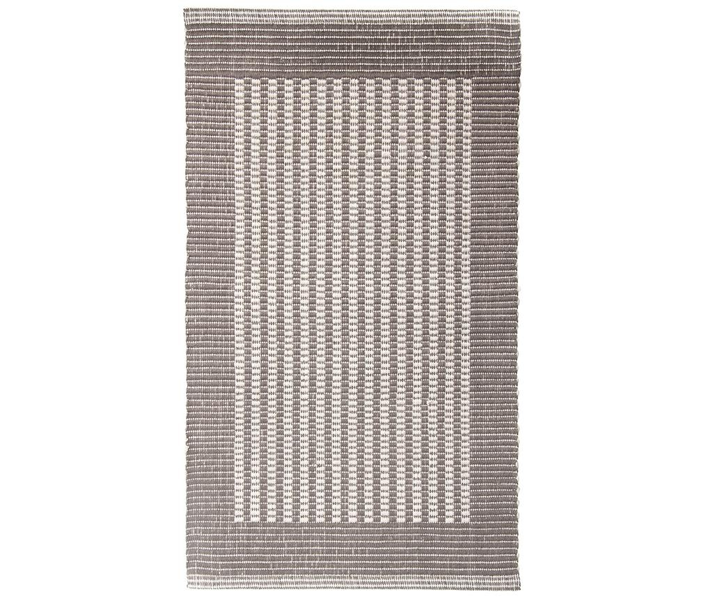 Covoras de baie Ribbed Bounds Beige 60x100 cm