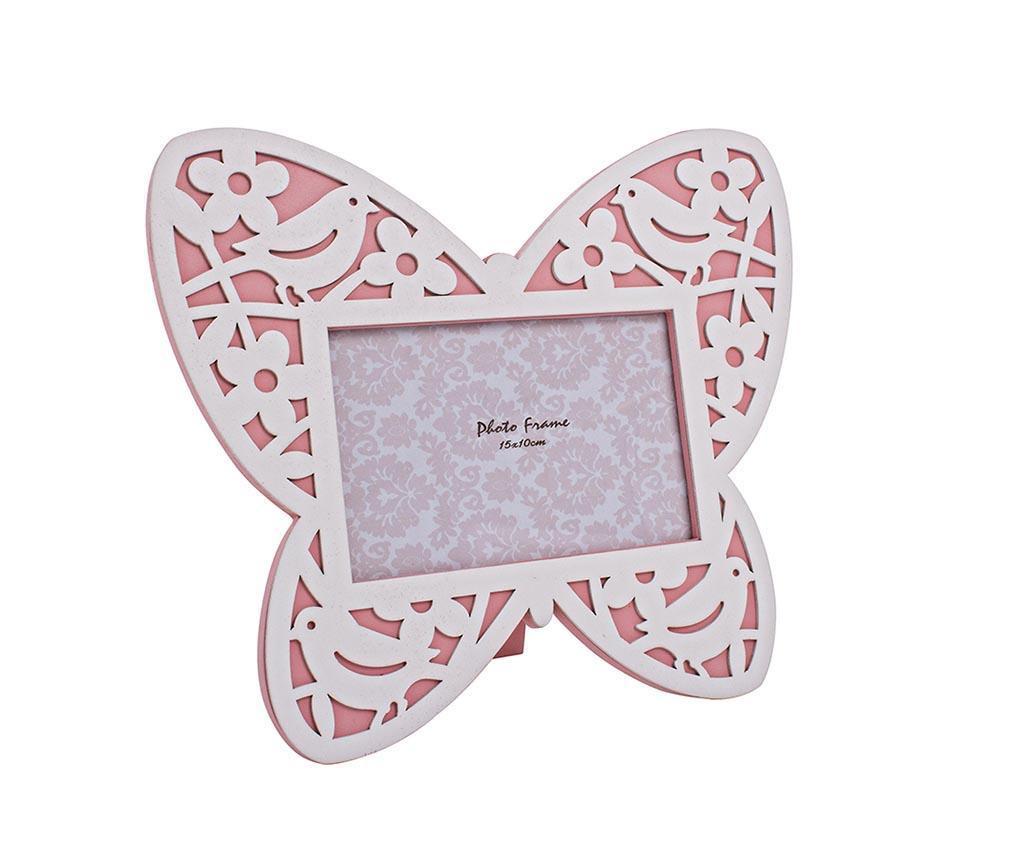 Rama foto Butterfly Pink