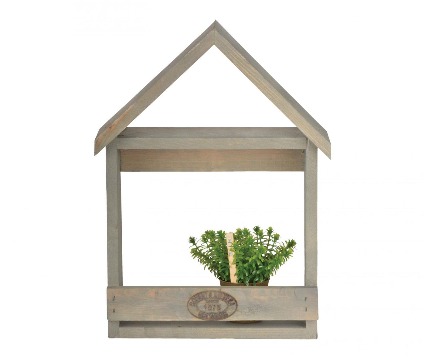 Stensko držalo za cvetlične lonce Grow House M